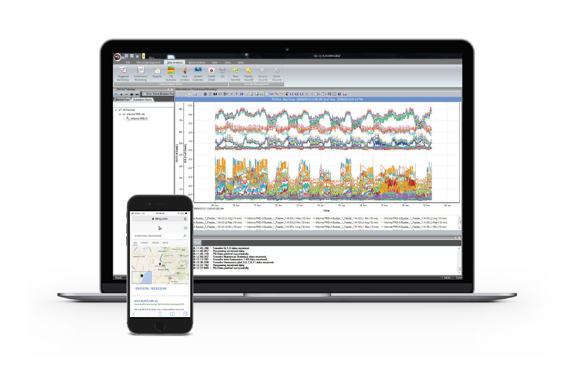 iQ+ master station software for power system performance monitoring.png