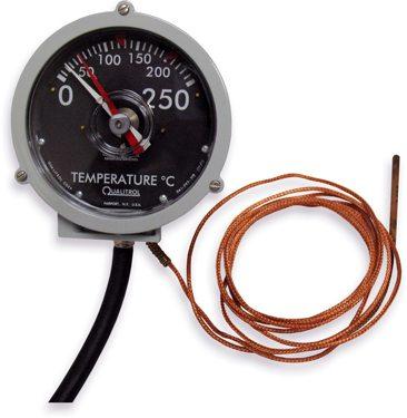 Remote Mount Transformer Thermometer
