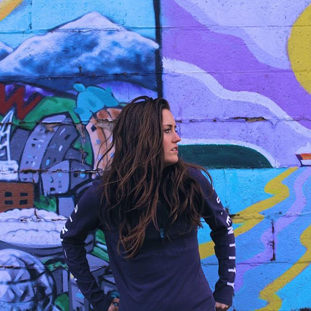 📸 @katie_stanton_ - - - - - #vancouvermusician #alternative #indie #electronic #music #singersongwriter #singer #musicproducer #musician #graffiti #girlswholikegirls #lgbt #jackandjones #brunette #yvr #vancity #canada