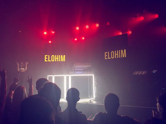 @elohim is amazing! What an incredible show! I'm blown away by her talent and every time I see her live I find myself lost in admiration. The atmosphere and energy she creates in her shows is genuine, and real, it's like she's not only playing instruments and singing with her voice, but also opening up her soul to connect with the room. ❤️ #loveisalive - - - - #elohim #amazingperformance #beautifulsoul #talented #favartist #musician #electronicmusic #femalesinger #thecommodoreballroom #yvr #vancouver #canada #blownaway #skills #keyboard #ledlights #dmxlighting #liveshow #