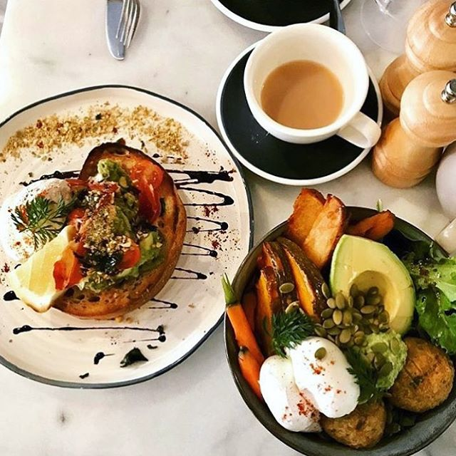 What a week it was for @thebloomroomcafe! Thank you to locals & visitors from afar for welcoming us so warmly. Open 7 days 7am to 3pm! @nicmaj13 #thebloomroomcafe