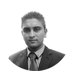 Khushhal Karsan (Master graduate)