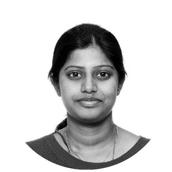 Jaya Sruthi Regula (Master's Graduate)