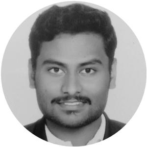 logaraj Ramakreshnan (Master's Student)