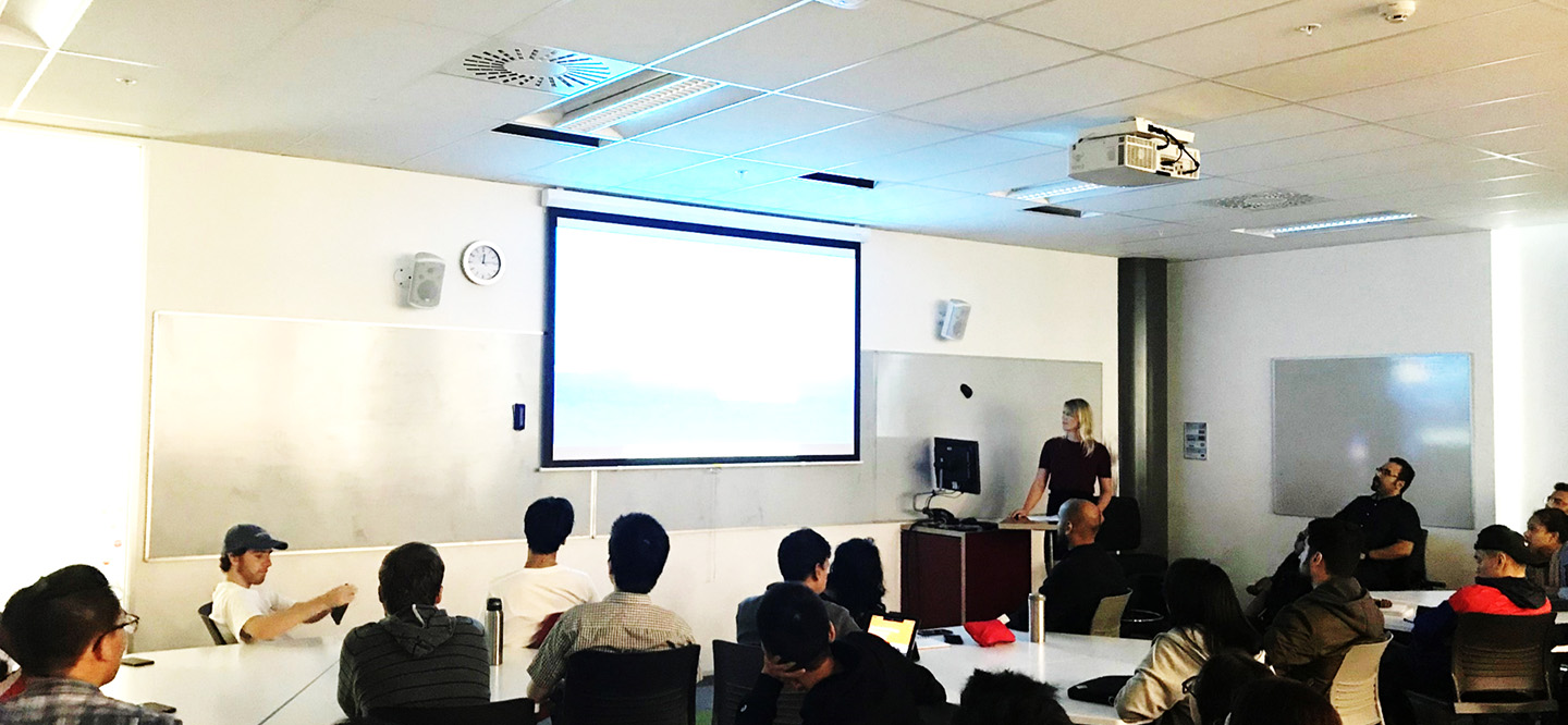 "Tina Schirr from BusinessNZ delivered a guest lecture on ""The Status of Energy Efficiency and Built Environment Sustainability in NZ (Residential/Commercial Buildings)"" to final-year students at AUT University on Friday (01-04-2018 @ 12pm-1pm) at WG907.     Tina Schirr   Senior Policy Advisor - Energy & Innovation, BusinessNZ Energy Council  Tina is Senior Policy Advisor for Energy and Innovation at the BusinessNZ Energy Council (BEC). Among to others her work includes the World Energy Council's Energy Trilemma Framework, Energy Issue Maps, and Energy Innovation Framework as well as the content development and organisation of Asia-Pacific Energy Leaders' Summit (2016 and 2018) and involvement in the cross-sector BEC Energy Scenarios Projects.  Her fields of specialization include the energy industry, energy technology, energy policy and marketing.   Prior to her position at the Business New Zealand Energy Council, Tina worked for enviaM in Germany, a subsidiary of RWE AG, where she was responsible for the purchasing and distribution of electricity and gas. From 2012-2013, she worked in Marketing and Distribution for STI Solar Technologie International GmbH, Germany. While there, she was responsible for rolling out new products across Europe.   Tina holds a Master of Science (M.Sc.) Value Chain Management from the University of Technology, Chemnitz in Germany and a Bachelor of Arts (B.A.) Management of Energy Utilities from the University of Applied Sciences, Zwickau in Germany, including a semester at the University of Borås in Sweden studying International Marketing and Strategic Marketing."