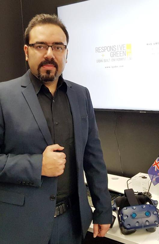 Dr Ali Ghaffarian  (AUT, NZ)