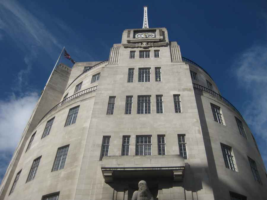 Broadcasting House, London (opened 1932)