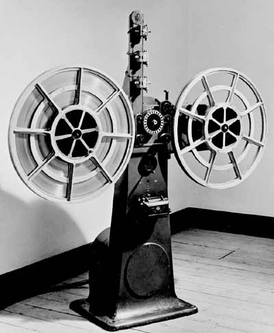 The Blatterphone was an early reel-to-reel tape recorder with whom BBC operators shared an odd sado-masochistic relationship. Notoriously unreliable it would often shred its steel tape before whipping its attendant with the razor sharp remnants.