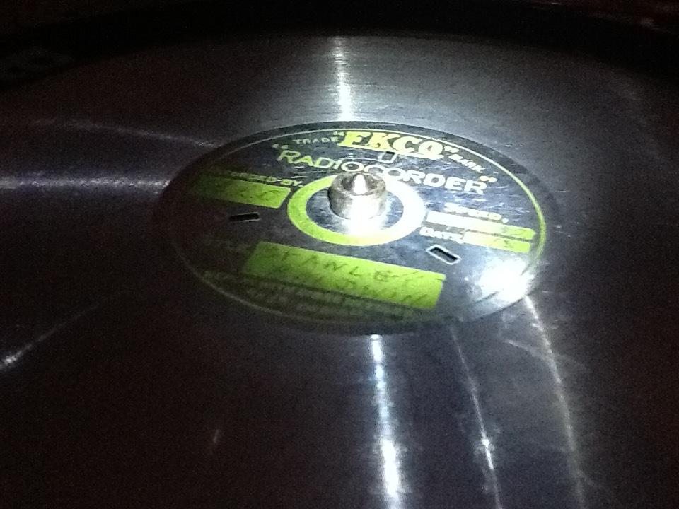 EKCO disc (Aluminium)