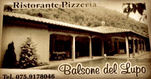 BALSONE DEL LUPO - Via delle Stanghe - SIGILLO (Pg)Tel. +39 075.9178046www.ilmiositoweb.it/ristorante-ilbalsone