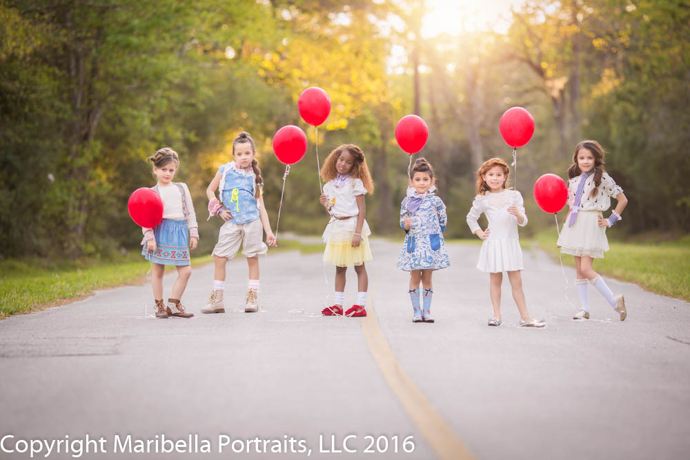 Spring Child Photographer | Maribella Portraits, LLC | www.maribellaportraits.rocks