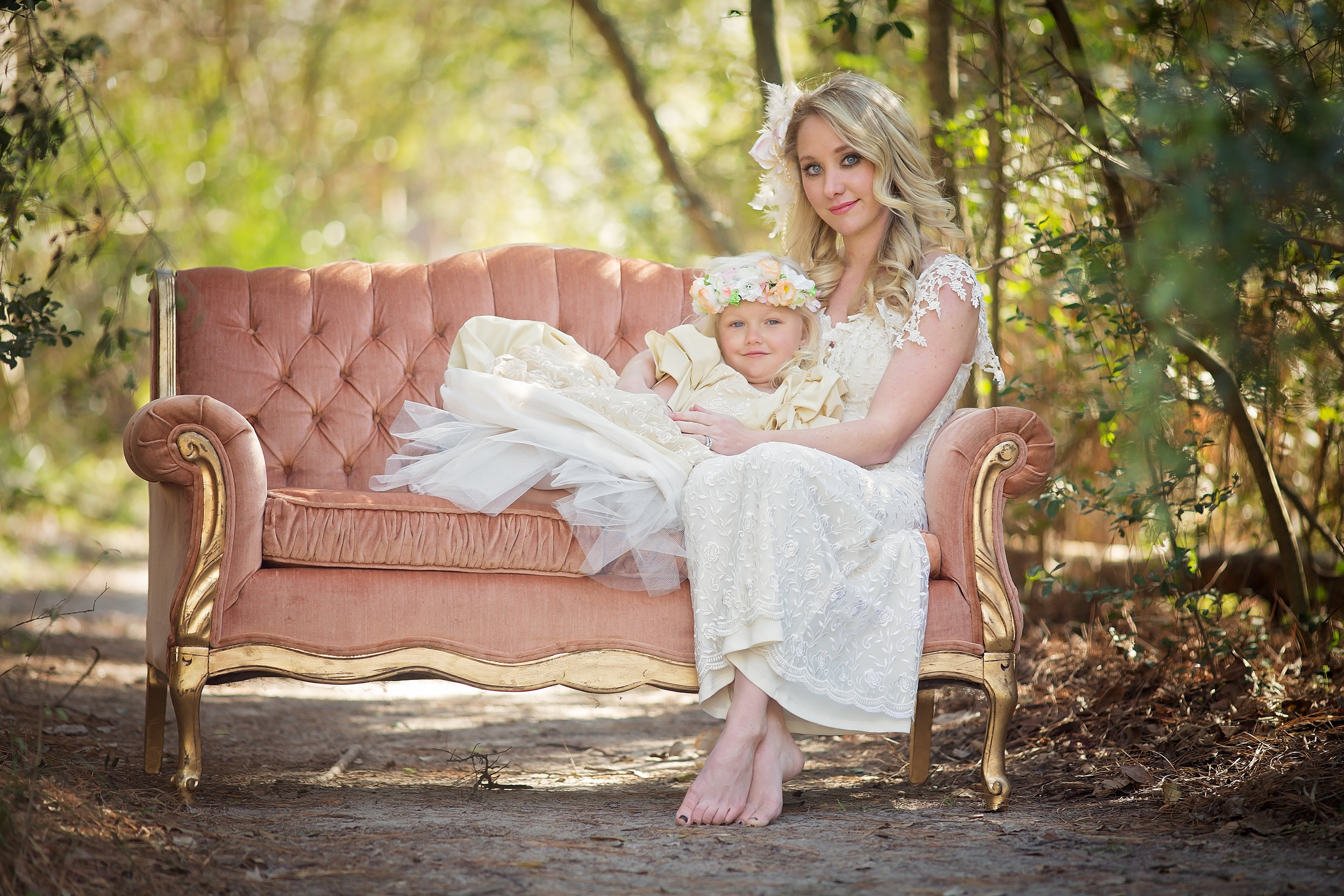 Mommy and Me photo session ideas