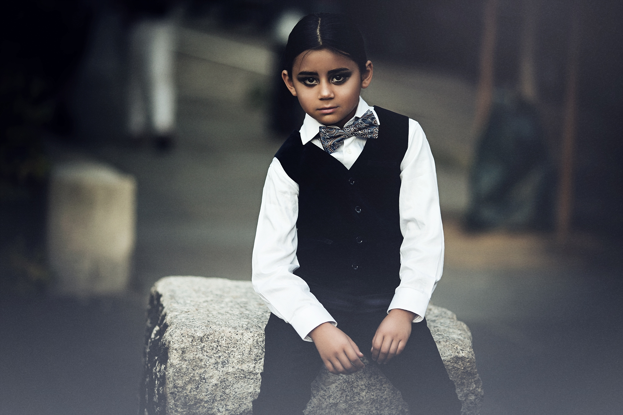 houston child model