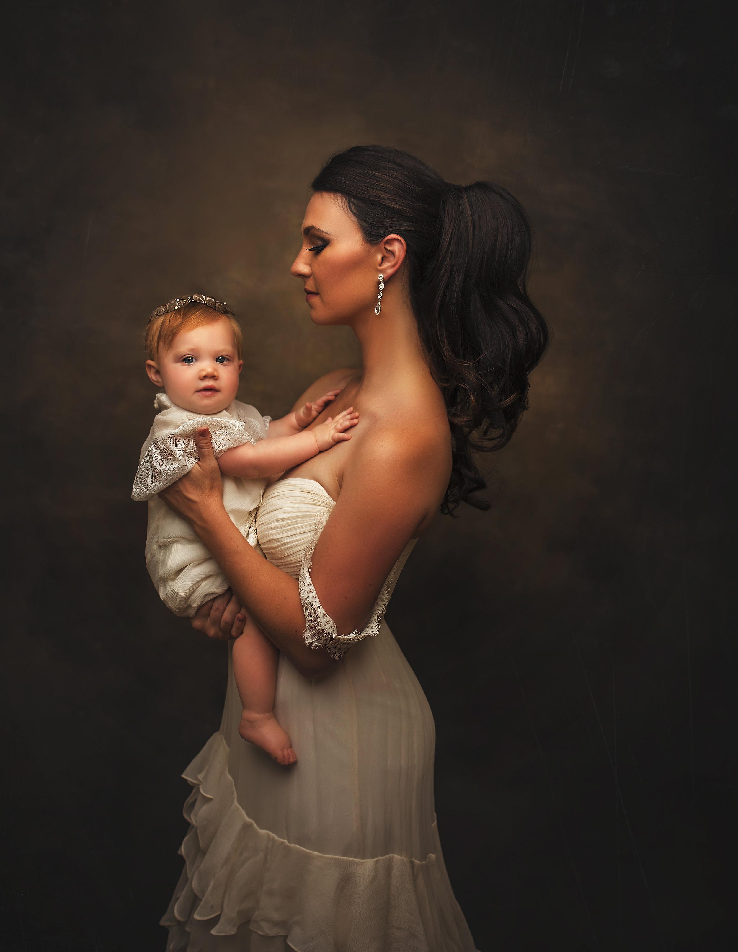 Houston motherhood photography