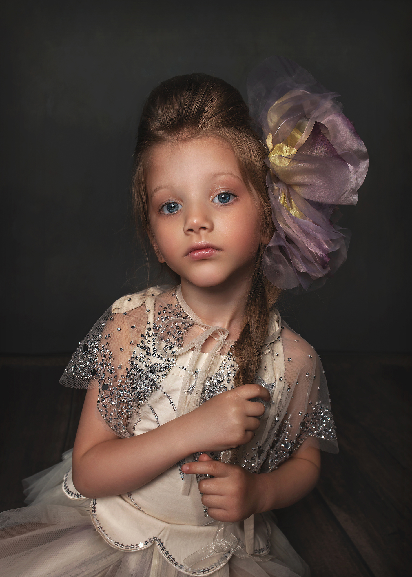 They are only little once - Only with portraits can you hold on to them forever