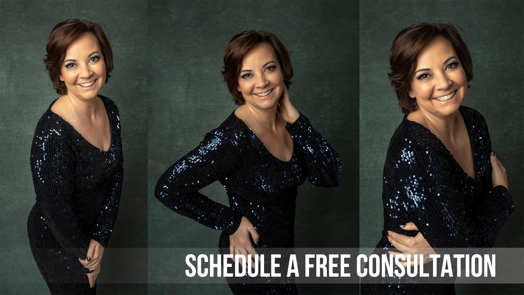 Free Consultation - Click to schedule a no obligation consultation at our Cypress, Texas location. You may also e-mail maribellaportraits@gmail.com