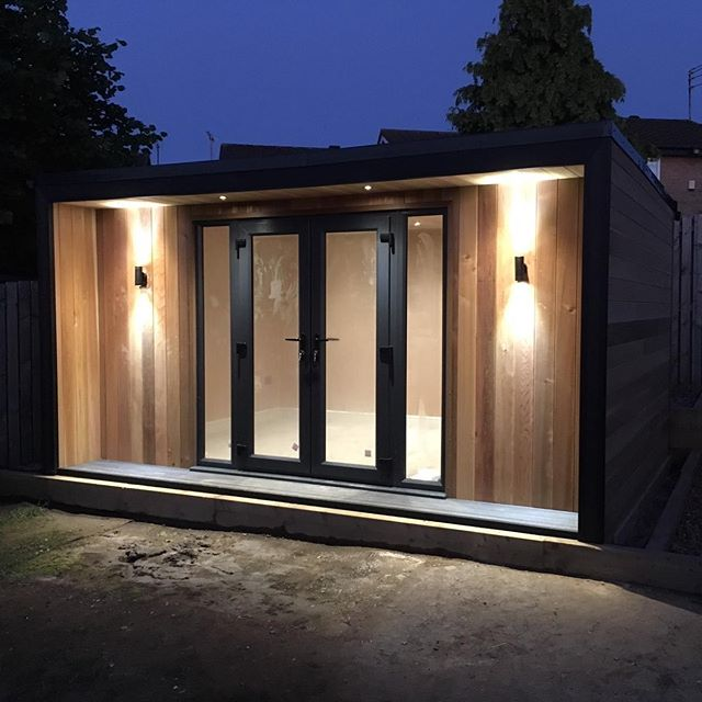 Summer nights with @ecogardenpod #definition #escapeathome
