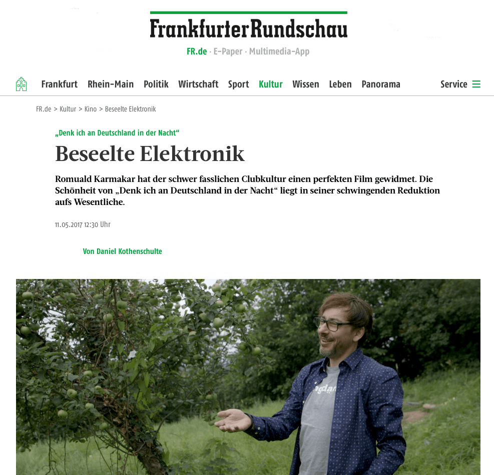 Copy of Copy of Beseelte Elektronik