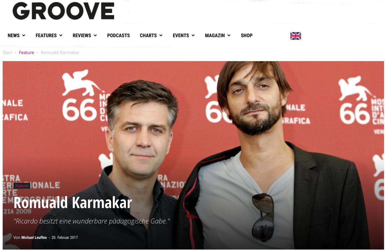 ROMUALD KARMAKAR / FEATURE