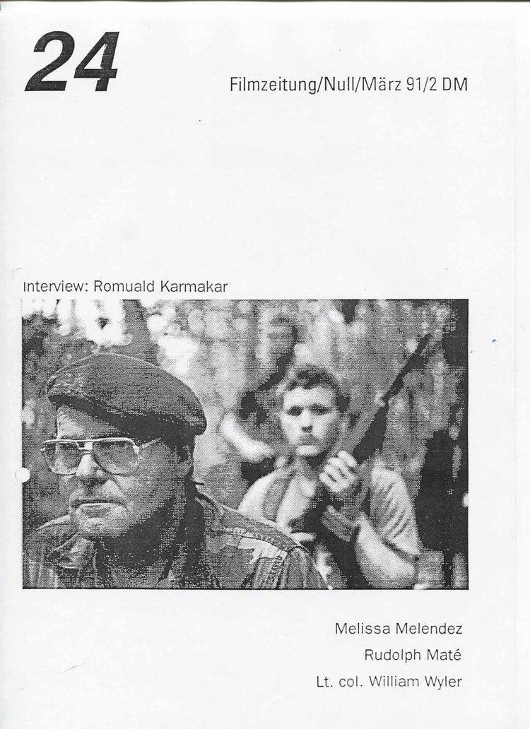 INTERVIEW: ROMUALD KARMAKAR
