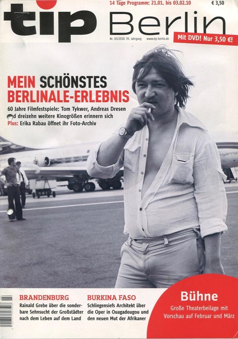 Mein schönstes Berlinale-Erlebnis