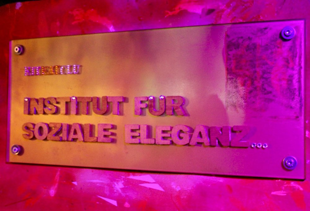 THE DISSIDENTS – KIRSTEN KRÜGER /KITKATCLUB BERLIN