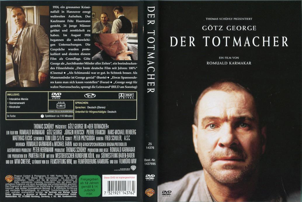 DER TOTMACHER — Romuald Karmakar