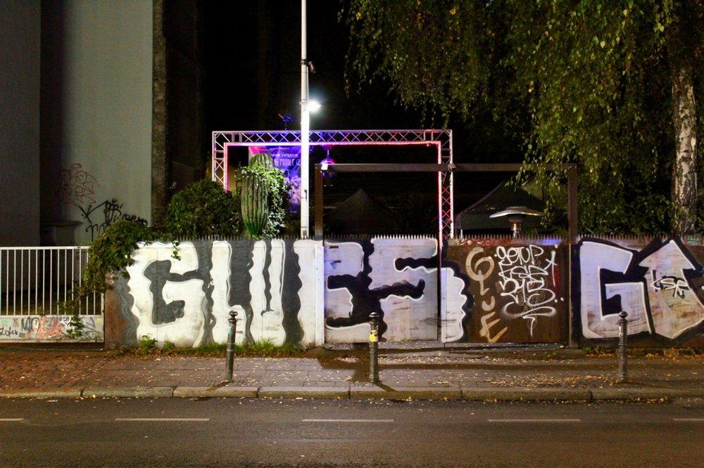 KIRSTEN KRÜGER / KITKATKLUB BERLIN