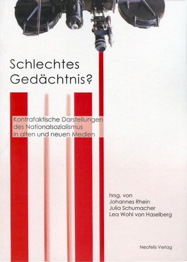 """SANDRA NUY: """"... und alles Fiktive nicht unbedingt falsch."""" Hitler-Bilder im Independent-Film der 1980er Jahre"""