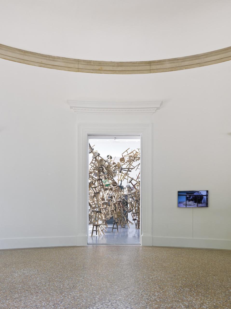 GERMAN PAVILION – 55TH ART BIENNALE VENICE 2013