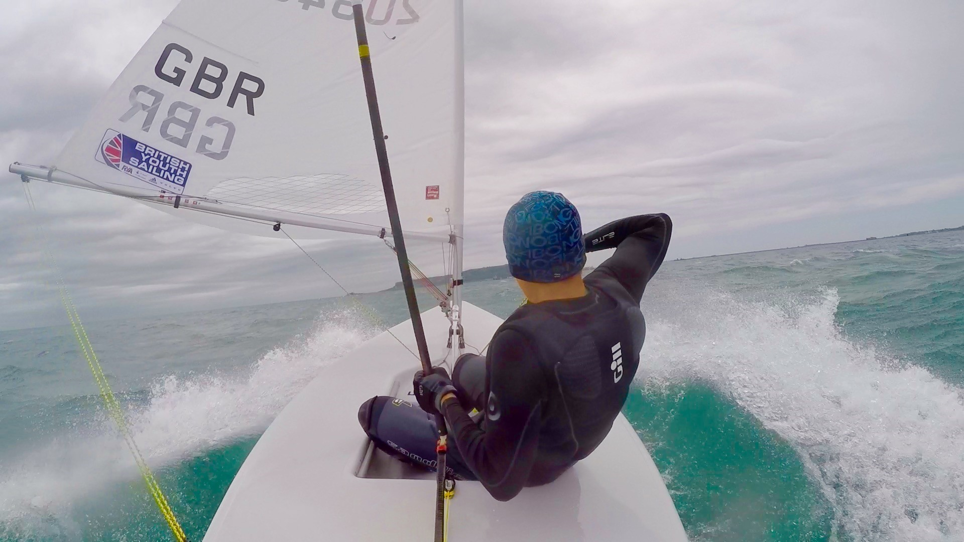 Looking forward to the upcoming classic windy Weymouth winter!