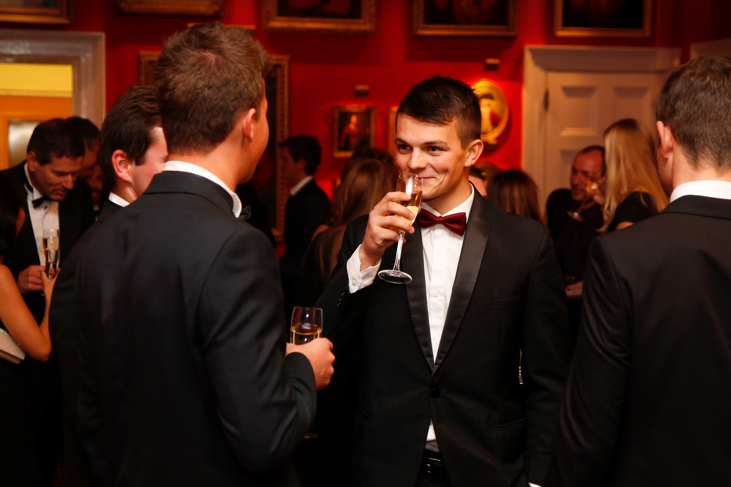 A fantastic evening with many friends new and old at the British Sailing Team Awards Dinner.