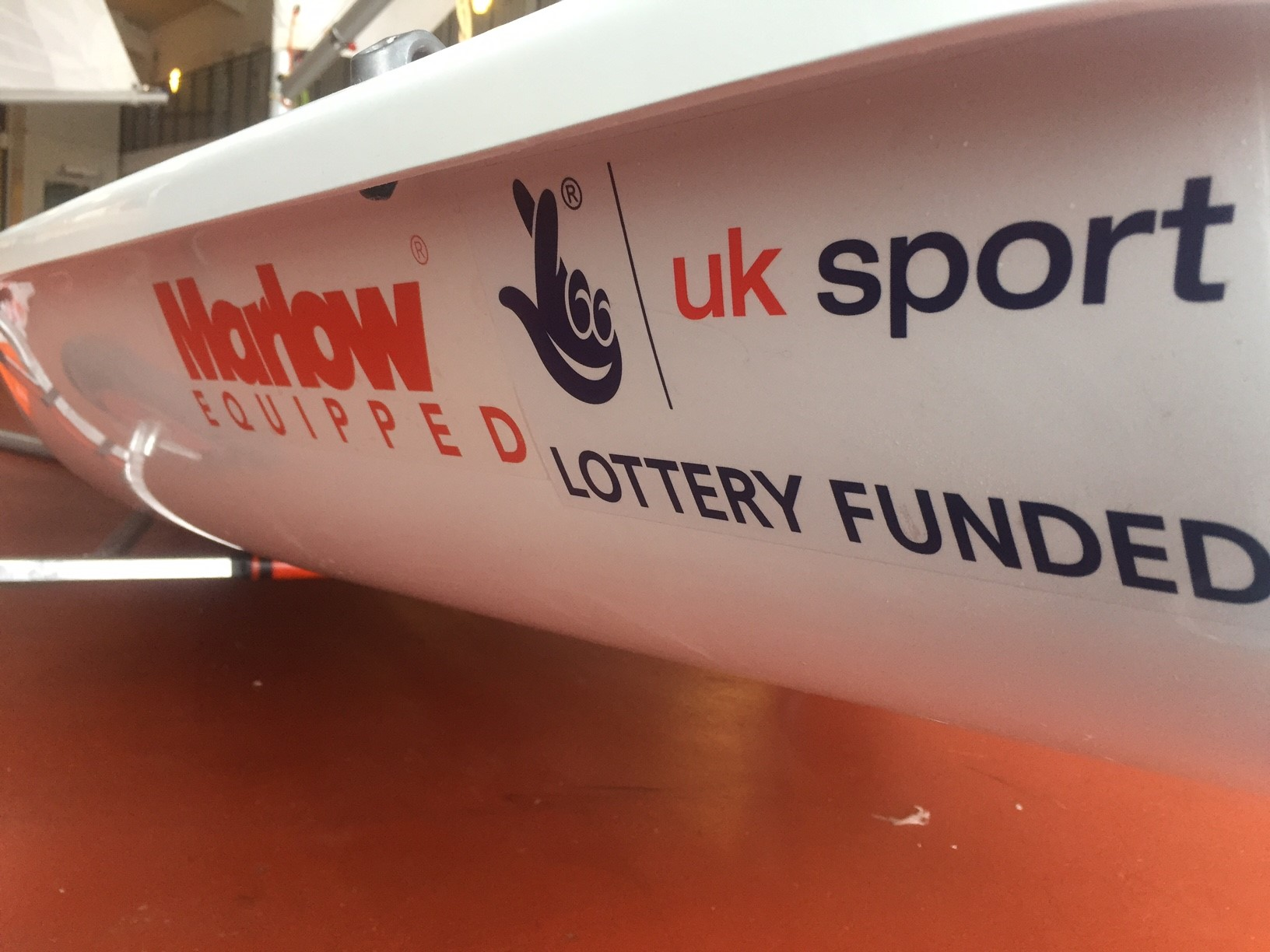 The Marlow Ropes Award will allow me to use the best ropes available in the world and ensure my rigging is the strongest and most reliable in the fleet. A big thanks also to UK Sport who enable me to have world class coaches and training.