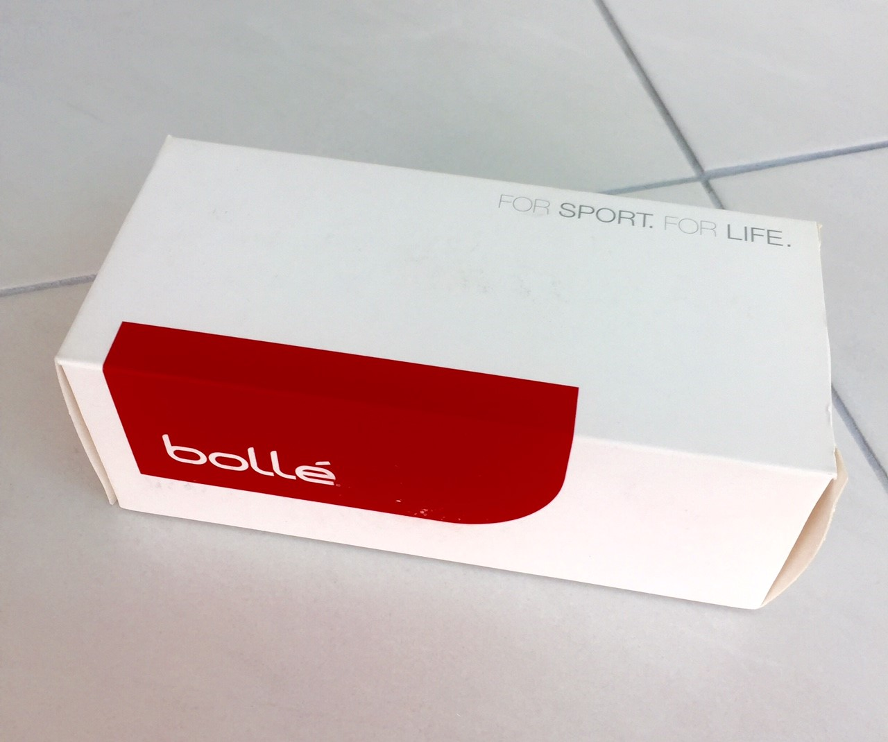 Thanks to Bolle I have some new sunglasses to test out on the water in the Spanish sun!