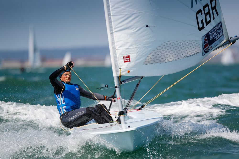 Youth Nationals 2017. Photo: RYA / Paul Wyeth