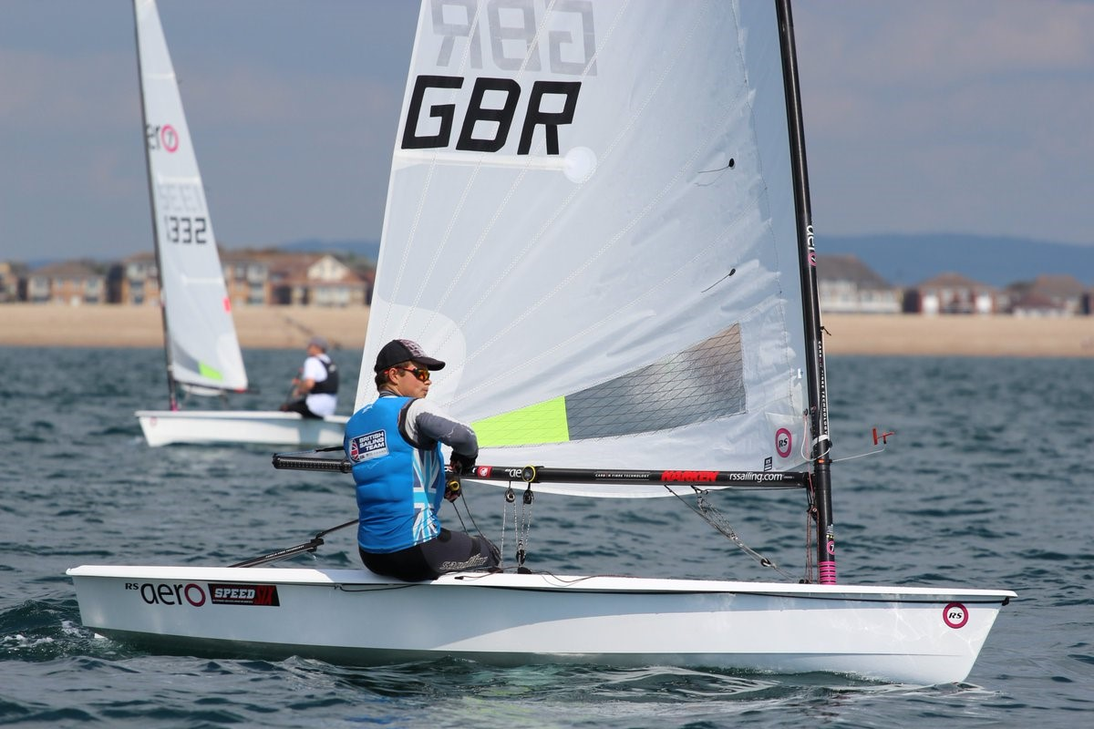 After 3 days of intense and close racing, especially with my brother Ben, I was very pleased and honoured to win the RS Aero 7 Nationals! We had a wide range of conditions, very light winds on day 1, light to medium winds on day 2 and finally some windy weather sailing on day 3.
