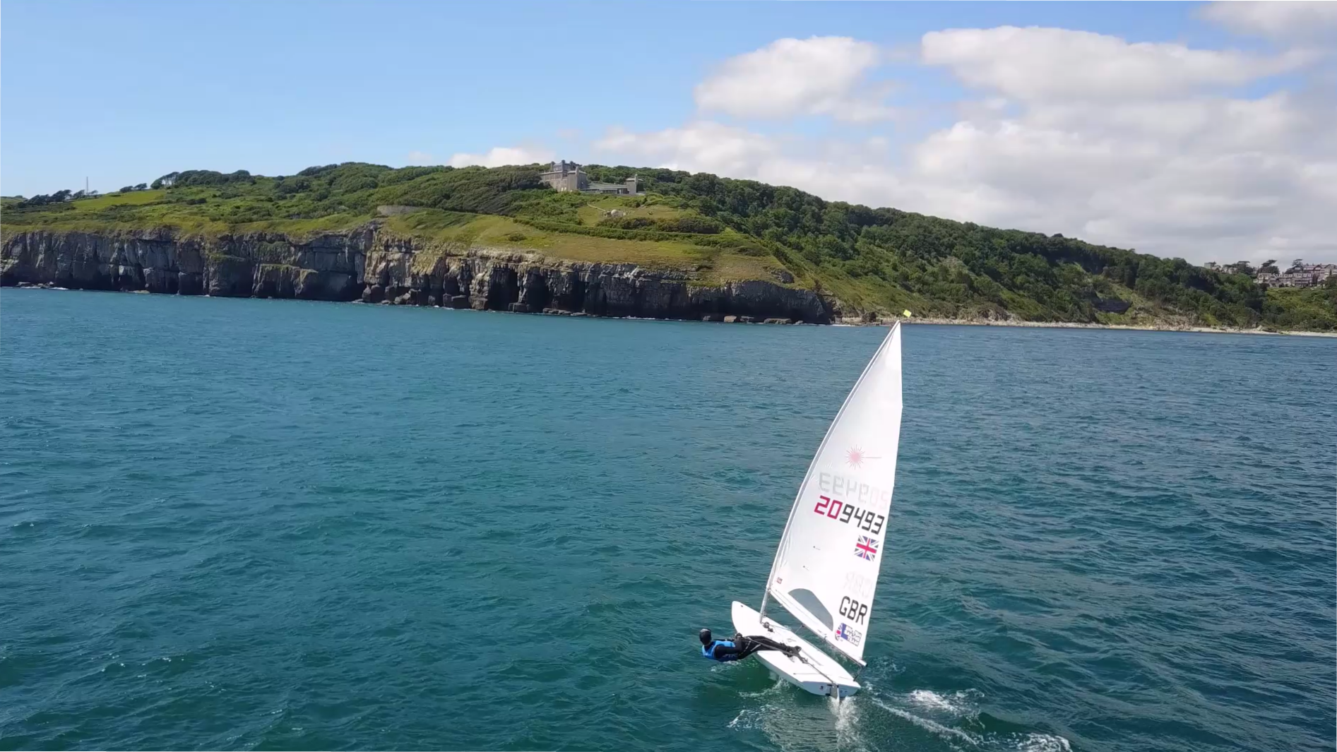 Training off Durlston Head back. After spending the last few weeks of September back home in Swanage training, I headed off to Split, in Croatia for the Men's Senior Worlds.