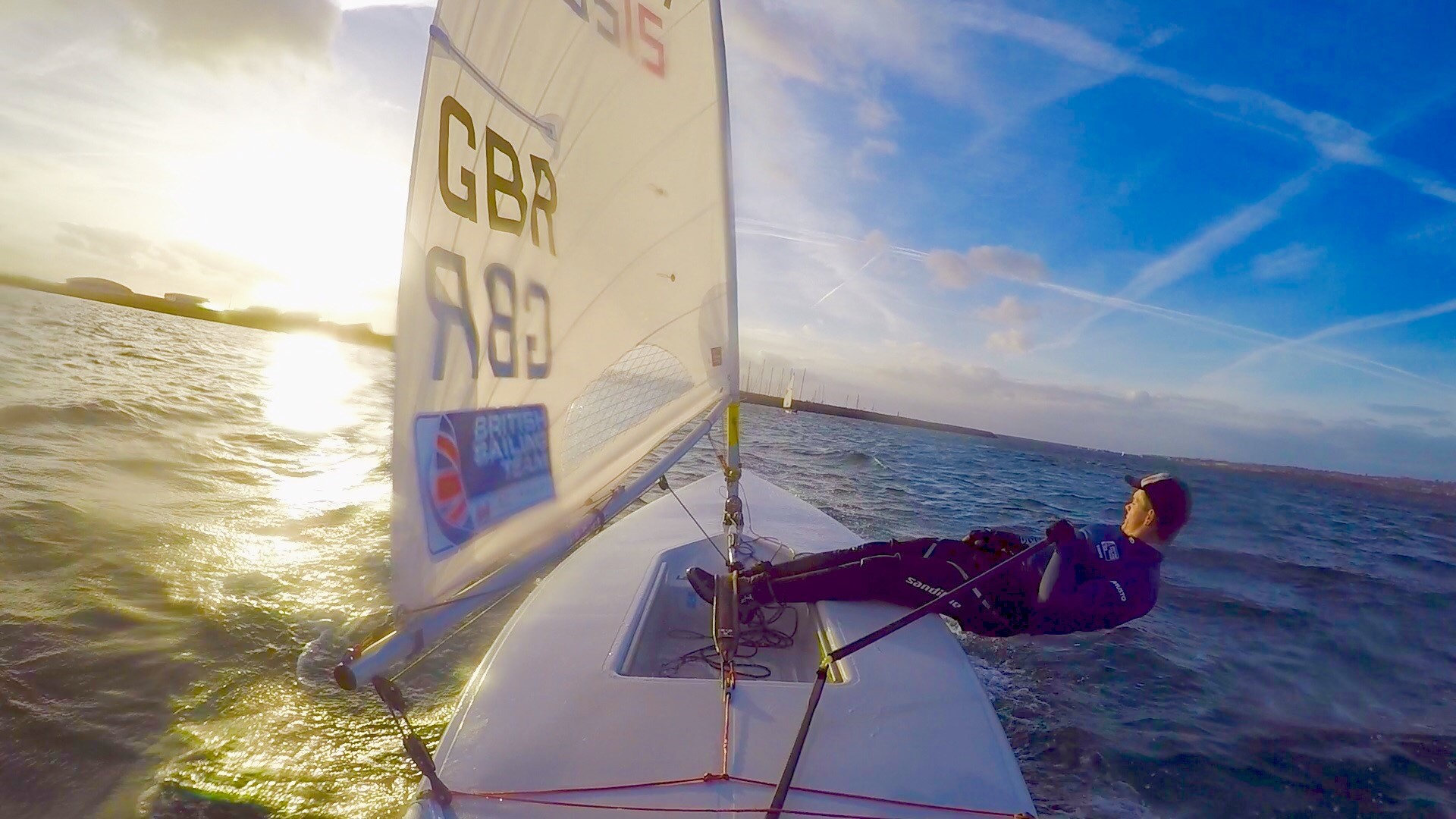 Returning back to Weymouth I have been hammering in some decent on the water and gym sessions. Hopefully it wont get much colder!