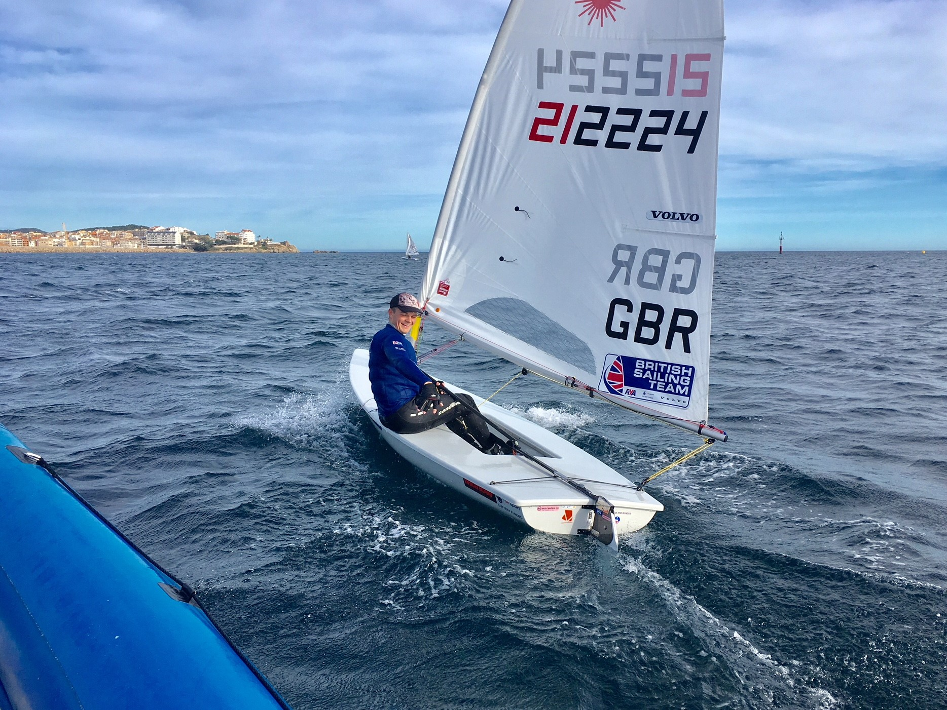 After a week of very mixed conditions I managed to sail well in the medal race to finish 2nd and therefore move up to 5th overall! Still my performance was far from perfect and it is encouraging that I was so close to the leaders despite some of these mistakes. Onwards and upwards.