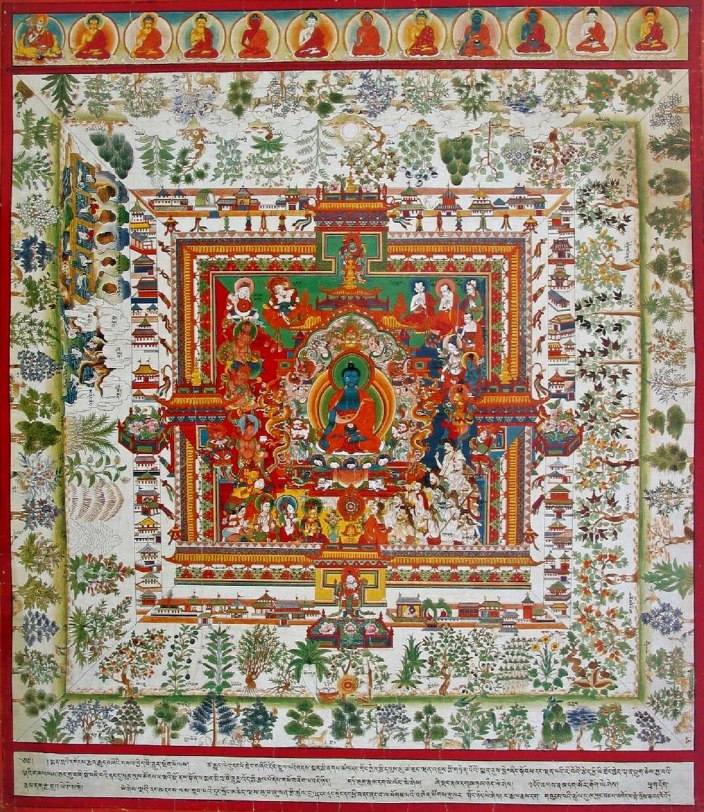 Tibetan Medicine — Sorig Khang Portland