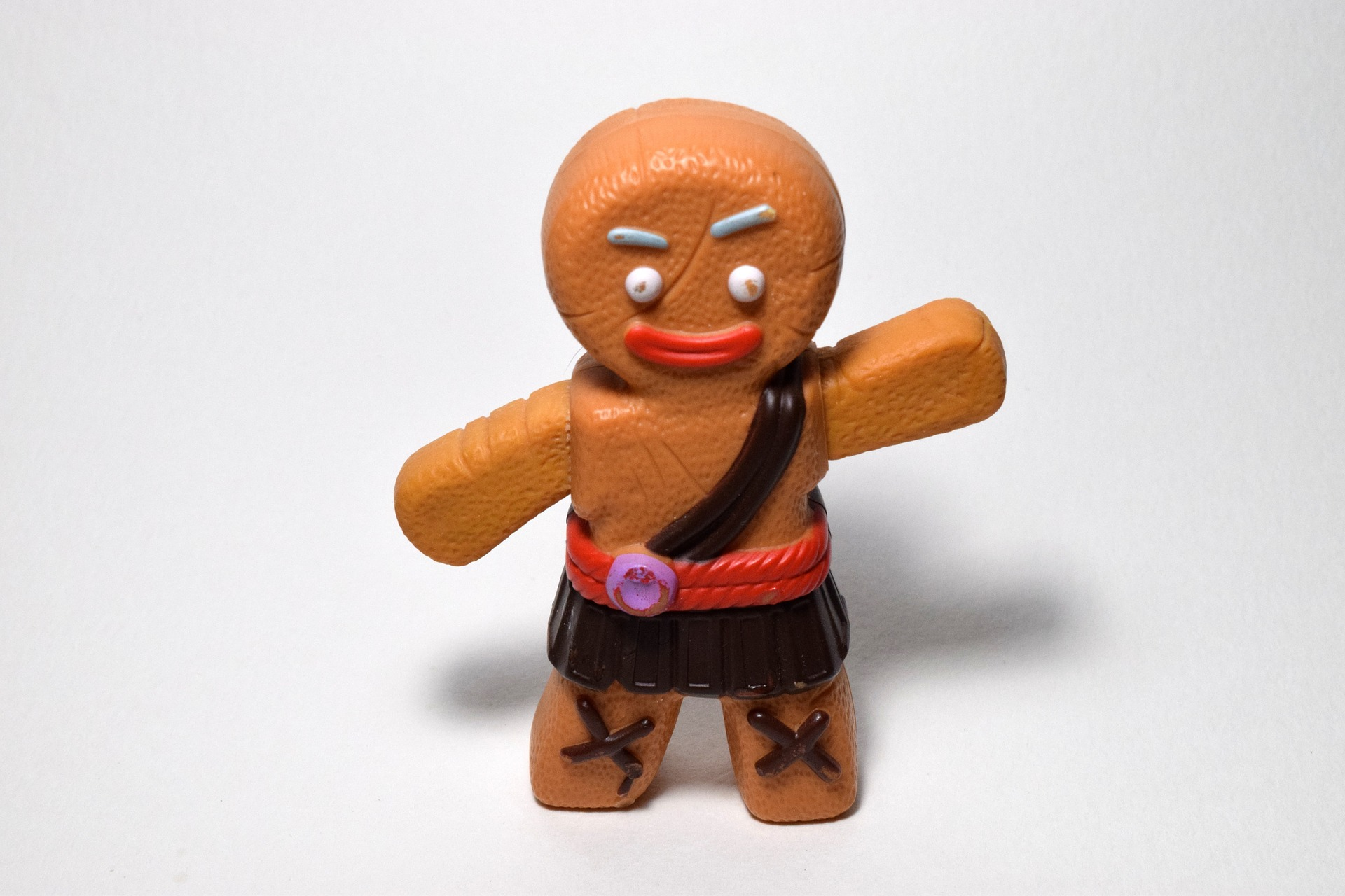 """Down with the gingerbread gluttony!"" (Photo courtesy of Pixabay/HannahLouise123)"