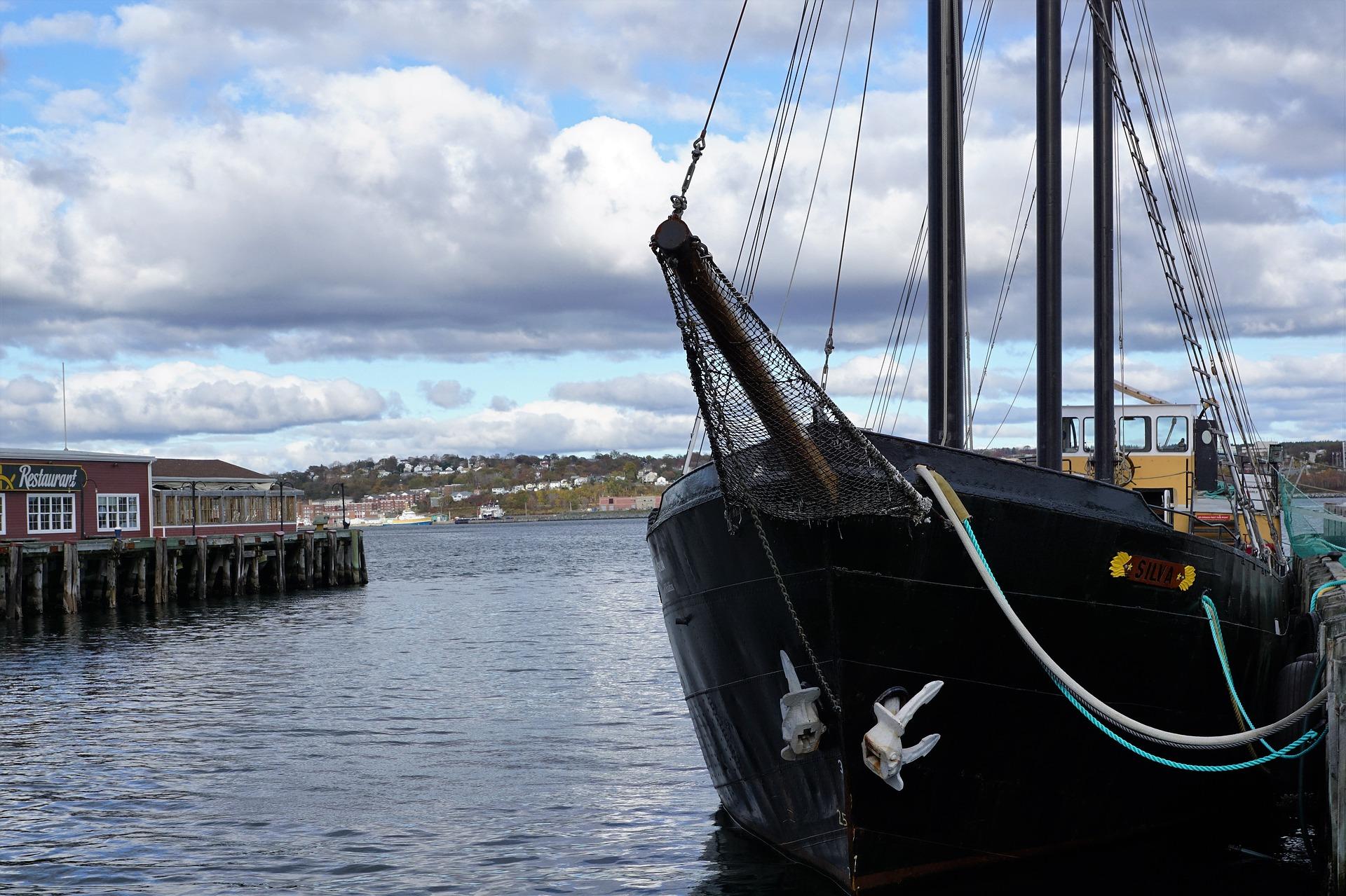 Tall Ship Silva (image courtesy of Pixabay)