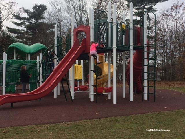 Sackville Inclusive Play Park, Lower Sackville, NS