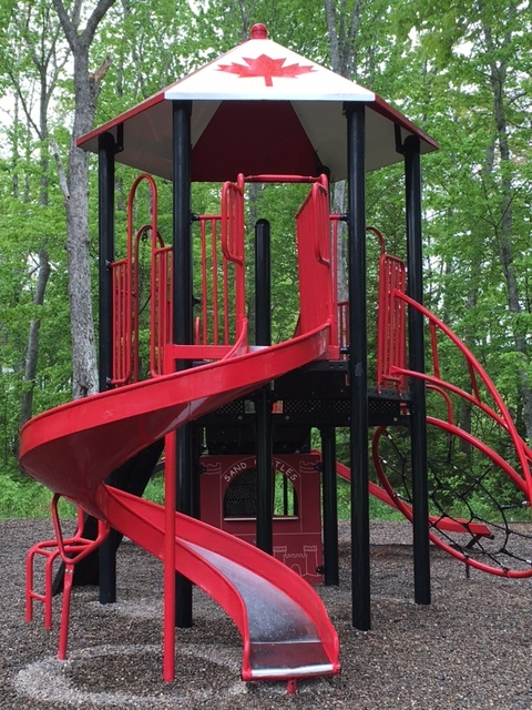 WJCC Playground, Windsor Junction, NS