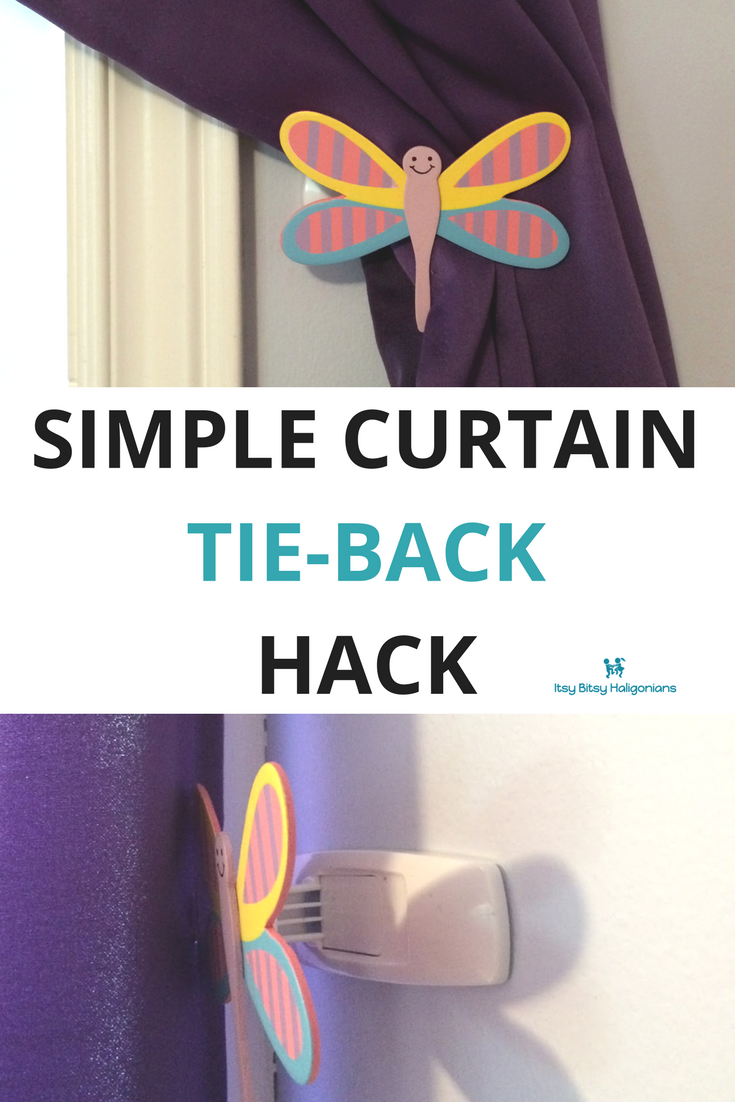 This curtain tie-back hack is so easy - and so cute - you'll be adding them to every room with curtains! They cost less than $5 each and can be done in five minutes time.png