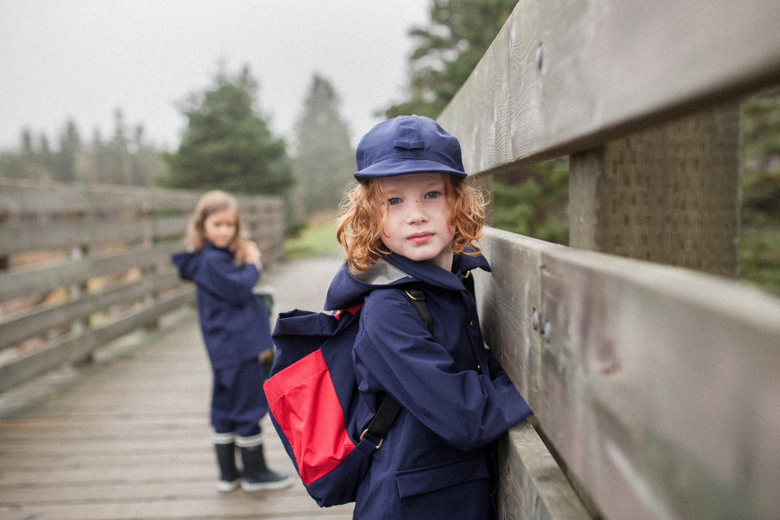 FAIRE CHILD MAKEWEAR - Faire Child is a Dartmouth-based children's brand who creates eco-friendly, chemical-free, windproof, waterproof and lightweight outerwear so your kids can play outside, whatever the weather.