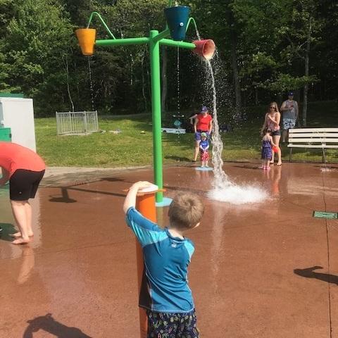 Sackville Splash Pad
