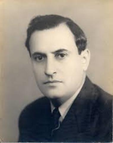 Photo of a young Rafael Ángel Calderón Guardia