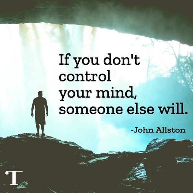 #WednesdayWisdom  #Motivation #Mindset #Mentality  #JohnAllston