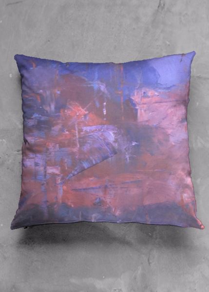 Storm Accent Pillow